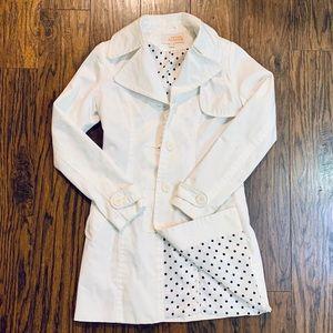 Brand New Costa Blanca Trench Coat